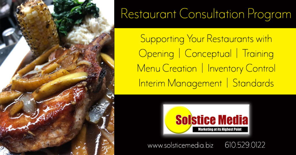 Restaurant Consultation Services